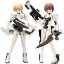 Megami Device 1/1 Model Kit -WISM Soldier Assault & Scout-