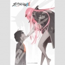 Darling in the FranXX Zero Two & Hiro Puzzle