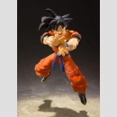 S,H.Figuarts Dragon Ball Z Son Goku -A Saiyan Raised On...