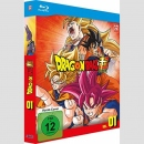 Dragon Ball Super Blu Ray Box 1