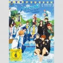 Free! Take your Marks DVD