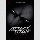 Attack on Titan - Hardcover Deluxe Edition Nr. 1