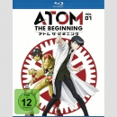 Atom the Beginning Blu Ray vol. 1