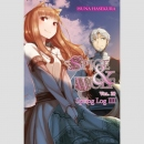 Spice & Wolf - Light Novel vol. 20: Spring Log III