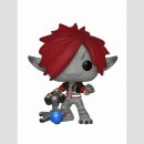 Funko POP! Games Kingdom Hearts III Sora (Monsters Inc.)