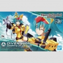 Figure-rise Standard Build Divers -Diver Nami-