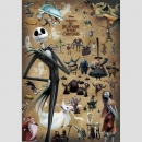 Puzzle -Nightmare Before Christmas Jack And Strange A Us-