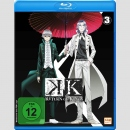 K - Return of Kings (2. Staffel) Blu Ray vol. 3