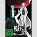 K - Return of Kings (2. Staffel) DVD vol. 3