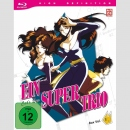 Ein Supertrio - Cats Eye Blu Ray Box 1