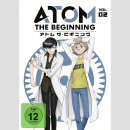 Atom the Beginning DVD vol. 2