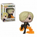Funko POP! Animation One Piece -Vinsmoke Sanji-
