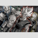 Puzzle Dragon Ball Z -Decisive Battle!-