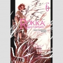 Rokka - Braves of the Six Flowers - Light Novel vol. 6