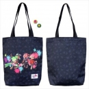 Splatoon 2 Ikasu Tote Bag 01. Octo Expansion w/Tin Badge