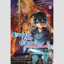 Sword Art Online - Light Novel vol. 15 Alicization Invading