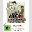 Atom the Beginning Blu Ray vol. 3 inkl. Sammelschuber...