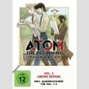 Atom the Beginning DVD vol. 3 inkl. Sammelschuber...
