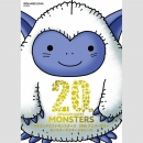 Dragon Quest Monsters 20th Anniversary Monster Master...