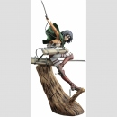 Attack on Titan ARTFX J 1/8 Statue -Mikasa Ackerman...