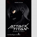 Attack on Titan - Hardcover Deluxe Edition Nr. 2