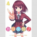 Toradora - Light Novel vol. 4
