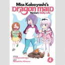 Miss Kobayashis Dragon Maid Kannas Daily Life vol. 4