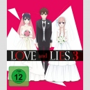 Love & Lies Blu Ray vol. 3