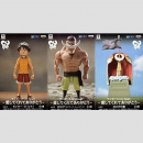 One Piece Cry Heart vol. 2 -Monkey D. Luffy, Whitebeard &...