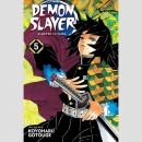Demon Slayer - Kimetsu no Yaiba vol. 5