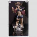 One Piece Flag Diamond Ship -Nico Robin-