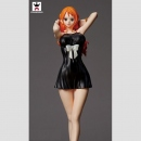 One Piece Glitter & Glamours Special -Nami Metallic Black...