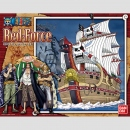 One Piece Bausatz -Red Force-