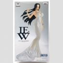 One Piece Lady Edge Wedding -Boa Hancock White Ver.-