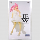 One Piece Lady Edge Wedding -Perona White Color Ver.-