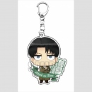 Attack on Titan Acryl Anhänger -Levi-