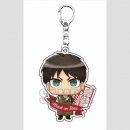 Attack on Titan Acryl Anhänger -Eren-