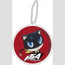 Persona 5 Reflection Keychain -Morgana-
