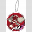 Persona 5 Reflection Keychain -Anne Takamaki-