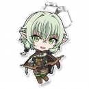 Goblin Slayer Puni Colle Keychain -High Elf Archer-