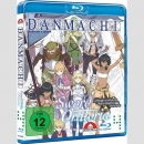 DanMachi - Sword Oratoria Blu Ray vol. 4 **Limited...