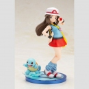 Pokemon ARTFX J Statue -Leaf with Squirtle-