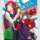 The Devil is a Part-Timer Blu Ray vol. 1