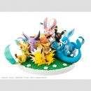 Pokemon G.E.M.EX Series -Evoli/Eevee & Friends-