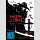 Vampire Hunter D: Bloodlust Blu Ray/DVD **Limited...