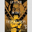 Getter Robo Devolution vol. 3