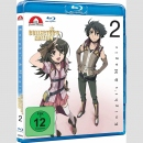 Knights & Magic Blu Ray vol. 2 **Collectors Edition**