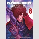 Space Pirate Captain Harlock Dimensional Voyage vol. 8