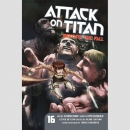 Attack on Titan: Before the Fall vol. 16