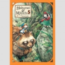Hakumei and Mikochi - Tiny Little Life in the Woods vol. 5